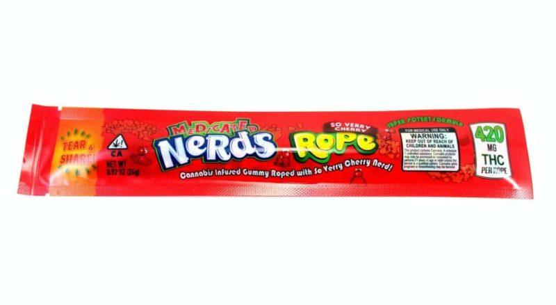 Nerd Ropes Cherry