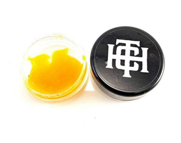 Pineapple Express Badder Concentrate