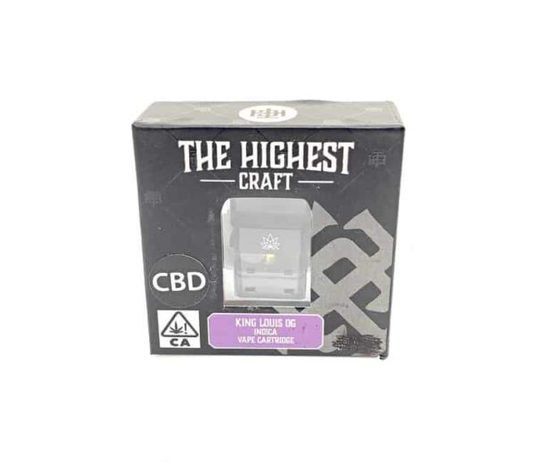 The Highest Craft CBD Pods