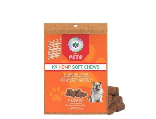 Hemptherapy CBD Pet Soft Chew