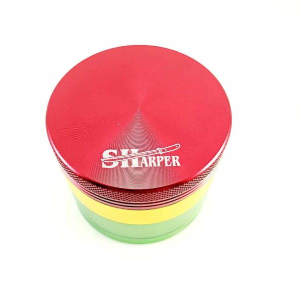 SHarper Grinders