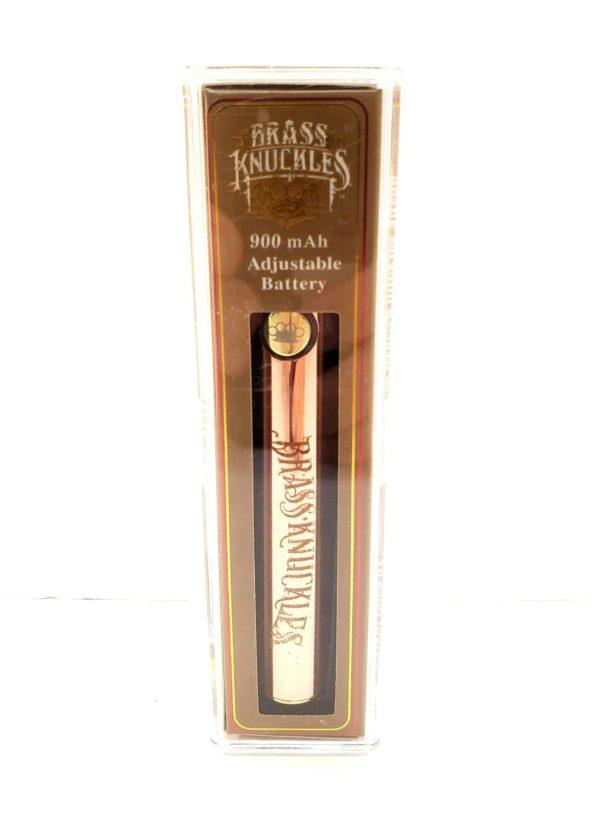 Brass Knuckles Battery 510 cartridges