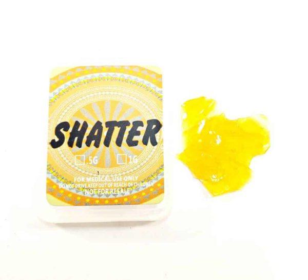 Fire OG Shatter Concentrate 0