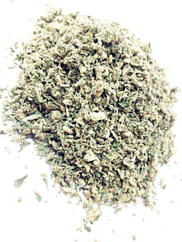 Marijuana Shake for cannabutter