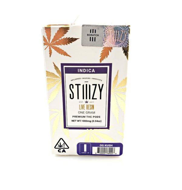 Stiiizy Live Resin Pods