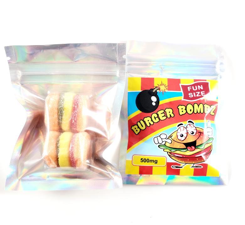 Medicated Burger Bombz