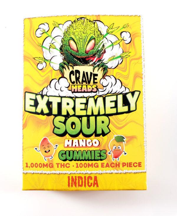 Crave Meds Ultra Potent Gummy Edibles